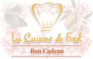 Carte Cadeau Atelier de cuisine